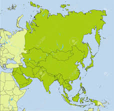 Asia Map Countries Asia Map Stock Photos U0026 Pictures Royalty Free Asia Map Images And