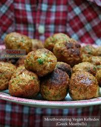 ebook cuisine mouthwatering vegan keftedes meatballs special offer yasou