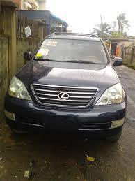 lexus suv price in nigeria clean toks lexus gx470 4 sale in lagos autos nigeria