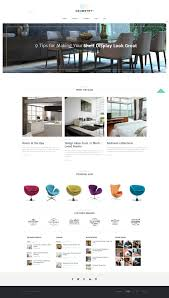 Home Interior Shop by Geometry Interior Design U0026 Furniture Shop By Themerex Themeforest