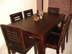 Wooden Dining Table With Chairs Furniture Nice Wood Dining Tables 212 20131213161107 Furniture