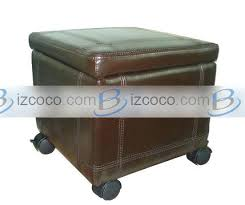Seagrass Storage Ottoman Showy Storage Ottoman With Wheels Ideas Medium Size Of Ottomans