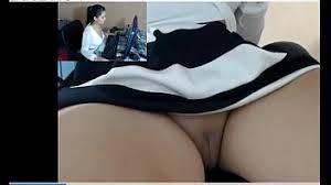 Hidden Cameras Under Desk Watch What My Sister Is Doing Under Desk Hidden Cam Xvideos Com