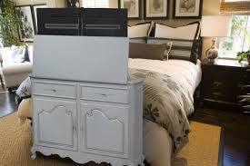 Undercounter Flat Screen Tv by Tv Lift Foot Board Youtubend Motorized Cabinets Of White For Flat