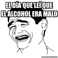 Meme Ming - meme yao ming 2 el d祗a que le祗 que el alcohol era malo 1787944