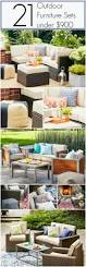 Inexpensive Furniture Sets Outdoor Furniture Sets On A Budget The Weathered Fox