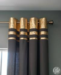 Black And Grey Bedroom Curtains Best 25 Gold Curtains Ideas On Pinterest Gold Sequin Curtains