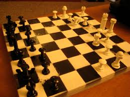 Cool Chess Sets Nuts And Bolts Chess Set Clayton U0027s Internet Life