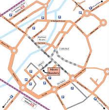 Canterbury England Map by Fine And Seasonal Coffee Micro Roastery Based In Canterbury Kent Uk