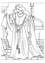 princess colouring pages coloring