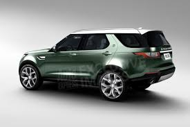 range rover concept 2017 2017 land rover discovery 7 exterior rear side review specs