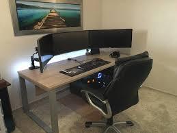 Pc Gaming Desk by 10320x1440 Ultrawide Setup Project Brawndo V3 Bestgamesetups
