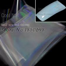 aliexpress com buy clear ab series designed transfer nail art