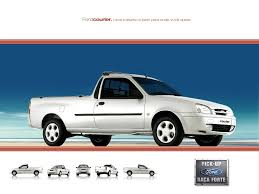 ford courier pick up retro rides