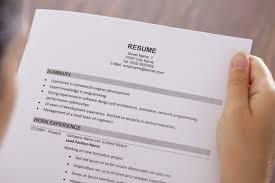 Scannable Resume A Scannable Resume Uses