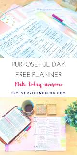 Daily Planners Templates Best 25 Day Planners Ideas On Pinterest Daily Planner Printable