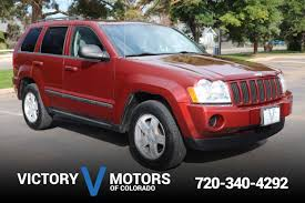 jeep laredo 2007 used cars and trucks longmont co 80501 victory motors of colorado