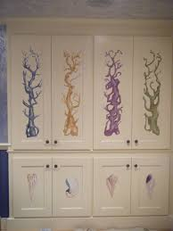 stencils for kitchen cabinets kitchen cabinet stencils visio use home design pinterest