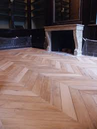 atelier des granges french parquet a beautiful chevron harwood