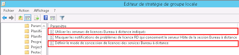 service bureau distance windows 2012 licences remote desktop emises à 0
