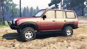 military land cruiser land cruiser 80 vx for spin tires