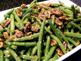 harvest green beans recipe thanksgiving genius kitchen