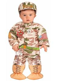 Army Soldier Halloween Costume Kids Army Soldier Toddler Costume 15 99 Costume Land
