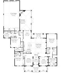 Fort Lee Housing Floor Plans Bungalow Style House Plan 3 Beds 3 5 Baths 3108 Sq Ft Plan 930