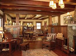 craftsman style home interior craftsman interior design nurani org
