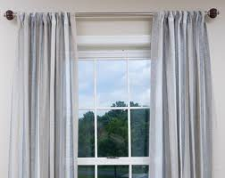 Pinch Pleated Sheer Draperies Ombre Sheer Curtains Pinch Pleat French Pleat Grommet Top Rod