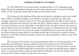 25 surprising writing a power of attorney letter resume sample