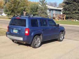 2007 jeep patriot gas mileage blue jeep in dakota for sale used cars on buysellsearch