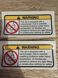 one rule just got these 2 stickers today i u0027ll be putting those on my vw