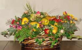flowers and fruits silk flowers how to use fruit in artificial floral
