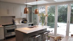 Pendant Light For Kitchen by Industrial Kitchen Cabinets With Ribbon Fireplace Sink In Island