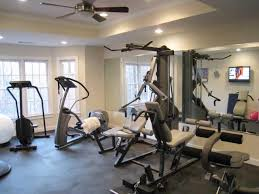 decorating a small house home gym mirrors home gym design