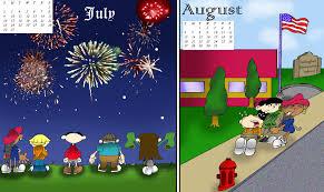 kids next door kids next door calendar 4 by alfredofroylan2 on deviantart