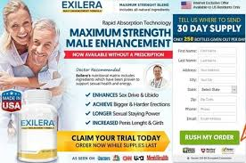 exilera male enhancement builds staying power