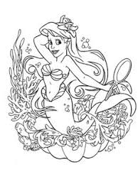 coloring pages barbie mermaid lisa frank mermaid coloring pages download and print these