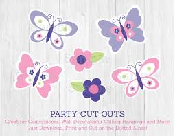sizable printable butterfly cutouts coloring sheets printables