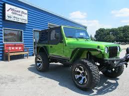 sport jeep wrangler 2002 jeep wrangler sport mount zion offroad