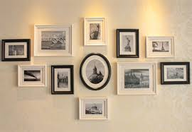 wood frame wall decor european style wood frame photo wall frame wall creative