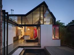 modern victorian home design extension to a victorian terrace in
