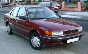 mitsubishi 1990 mitsubishi mirage 1 5 1990 auto images and specification