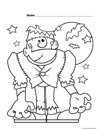 coloring pages printable monster coloring pages coloringstar
