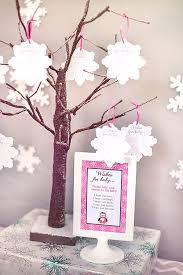 Birthday Wish Tree Winter Wonderland Little Penguin Baby Shower Penguin Baby