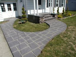 Estimate Paver Patio Cost by Concrete Patio Cost Calgary Patio Outdoor Decoration