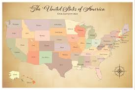 Show Me Map Of United States by Map Of United States With Pins Show Me A Map Of The World