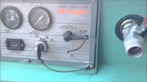 denyo 130 compressor on wheels kewdale wa 1300 998 647 youtube