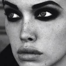 this is how you wear makeup s dark eye makeup